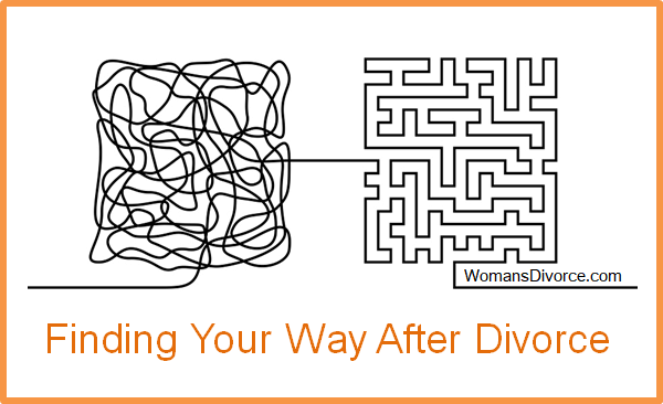 Making your way through the chaos of divorce.