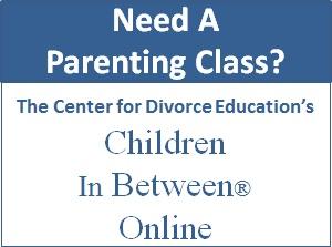 Children in Between online parenting class