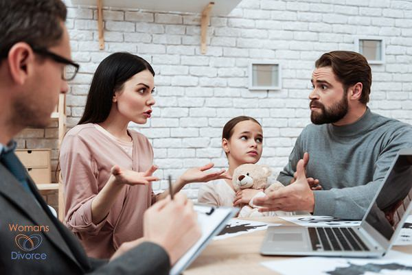 Resolving conflict between divorced parents using a parenting coordinator