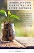 Rebuild Your Finances After Divorce