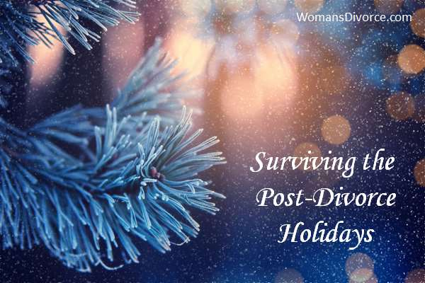 Surviving the post-divorce holidays