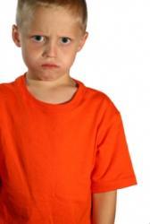 Child refusing visitation