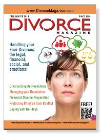 Divorce Magazine Fall / Winter 2014 issue