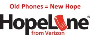 Project Hopeline from Verizon