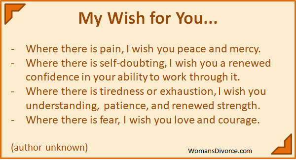 My Wish for You Quote