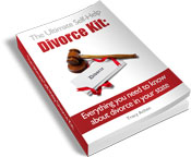 Ultimate Self-Help Divorce Kit book cover