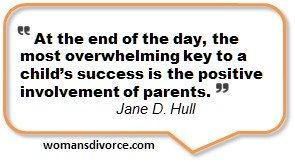 Key to a child's success quote