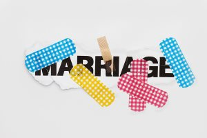 Putting bandaids on a broken marriage