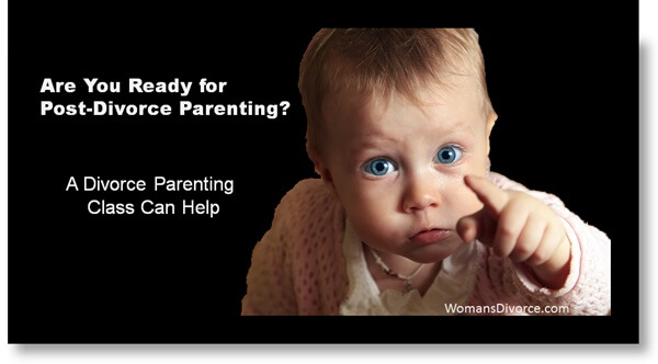 Parenting classes for divorce can help prepare you for post divorce co-parenting